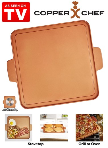 Copper chef cookware carolwrightgifts