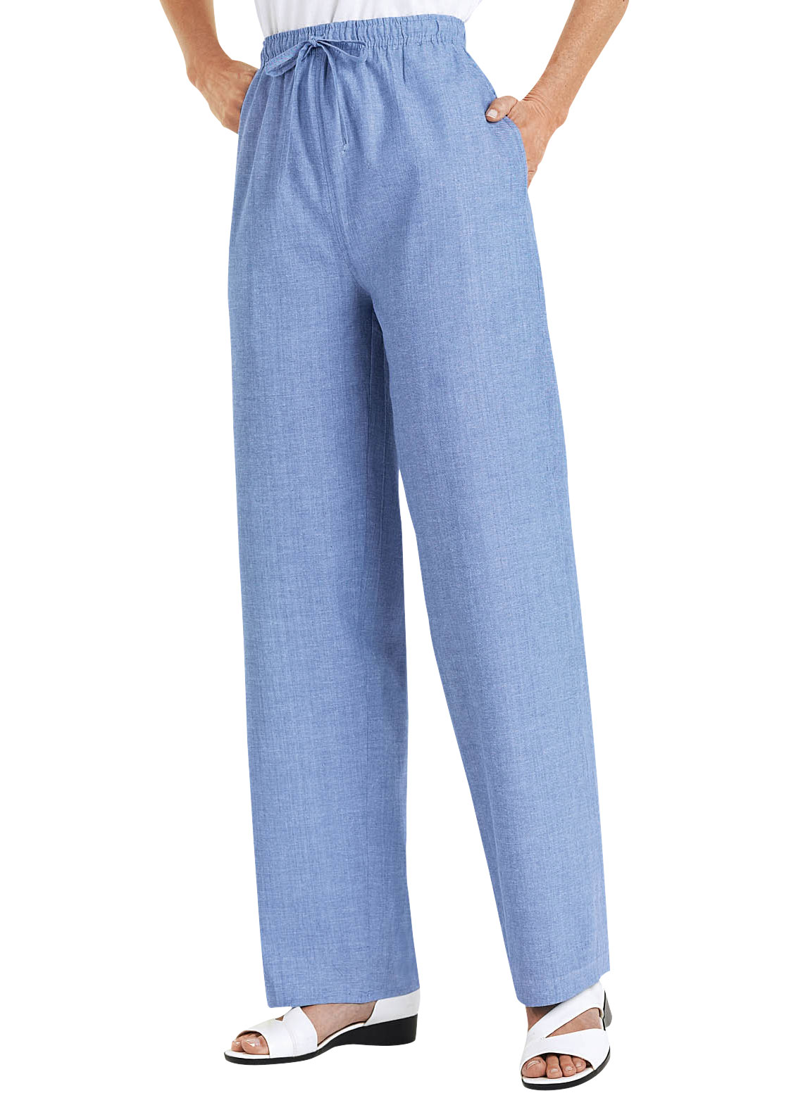 Creative Lafayette 148 New York Stretch Cotton Sateen Ankle Pants (For Women)