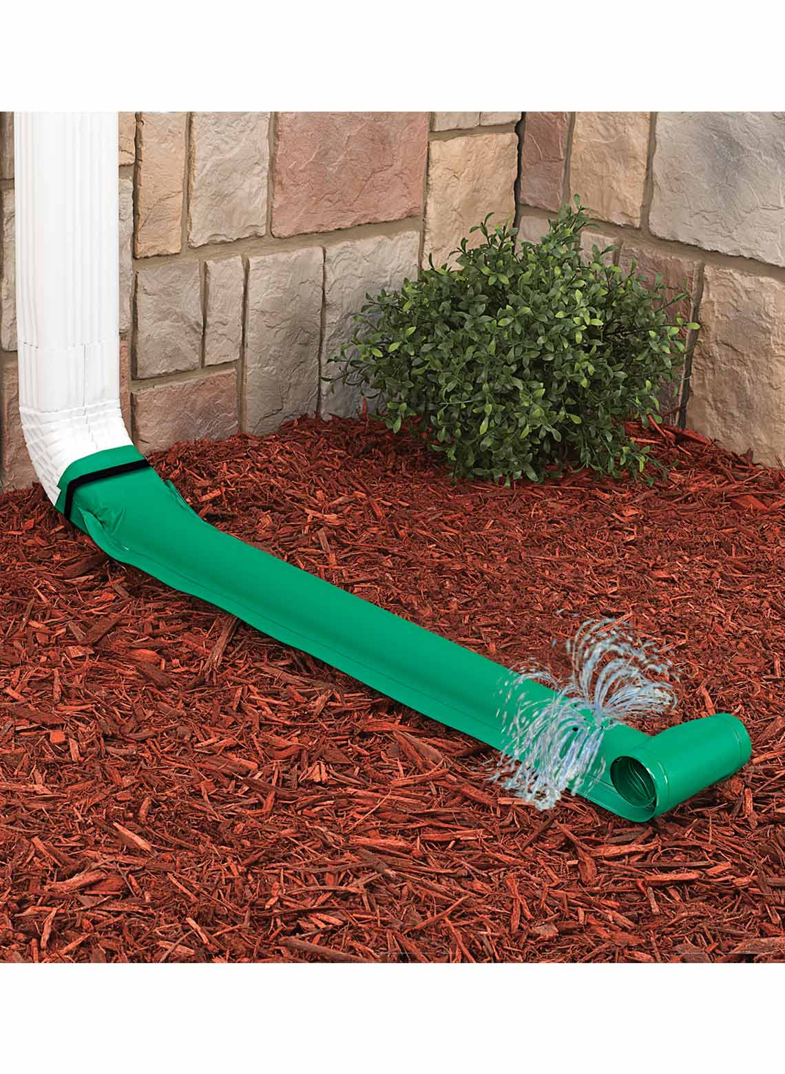 Downspout drain for Downspout drain