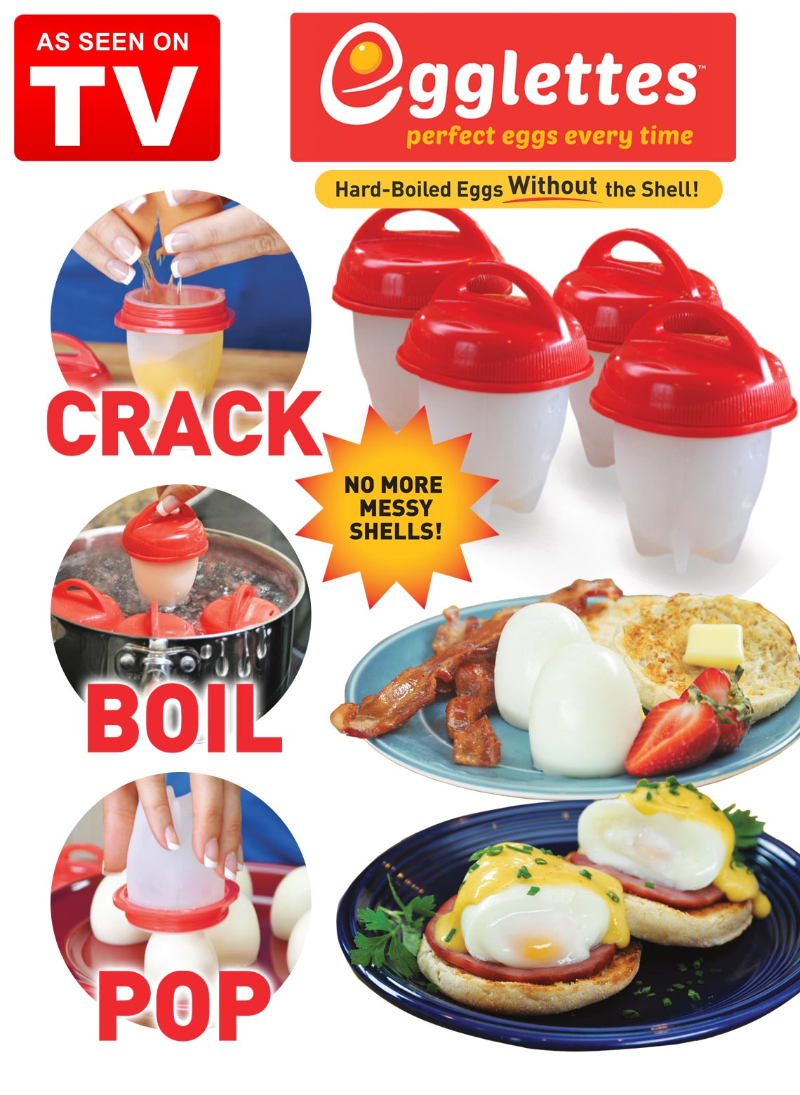 egglettes seen tv egg hard eggs items boil cook cookers compare carolwrightgifts drleonards shaped housewares zoom eggies holder roll