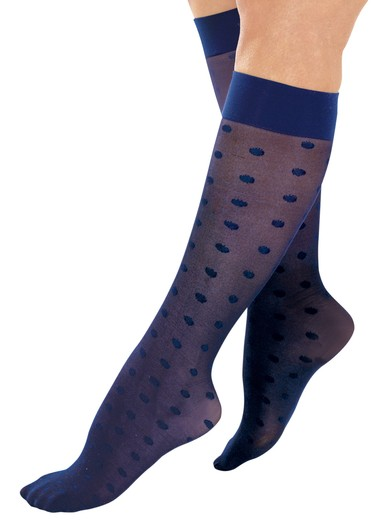 Fashionable Compression Knee-Highs