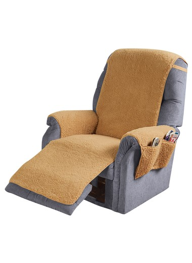 fleece recliner cover furniture covers for chairs