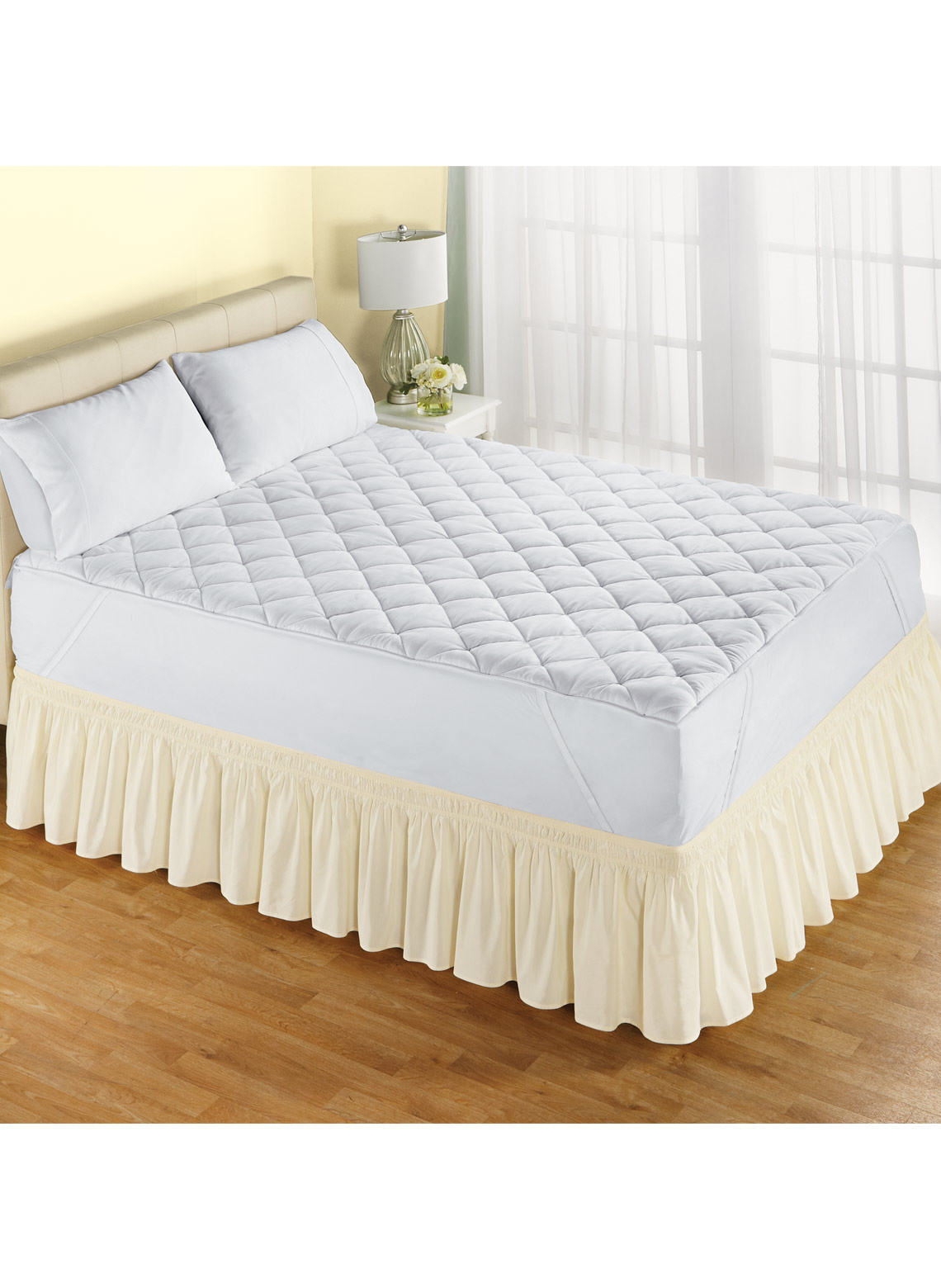 Full comfort mattress topper carolwrightgifts full comfort mattress topper loading zoom solutioingenieria Image collections