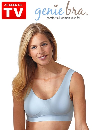 Womens Heated Clothing >> Genie Bra   #1 Selling Support Bra 2015   As Seen on TV ...