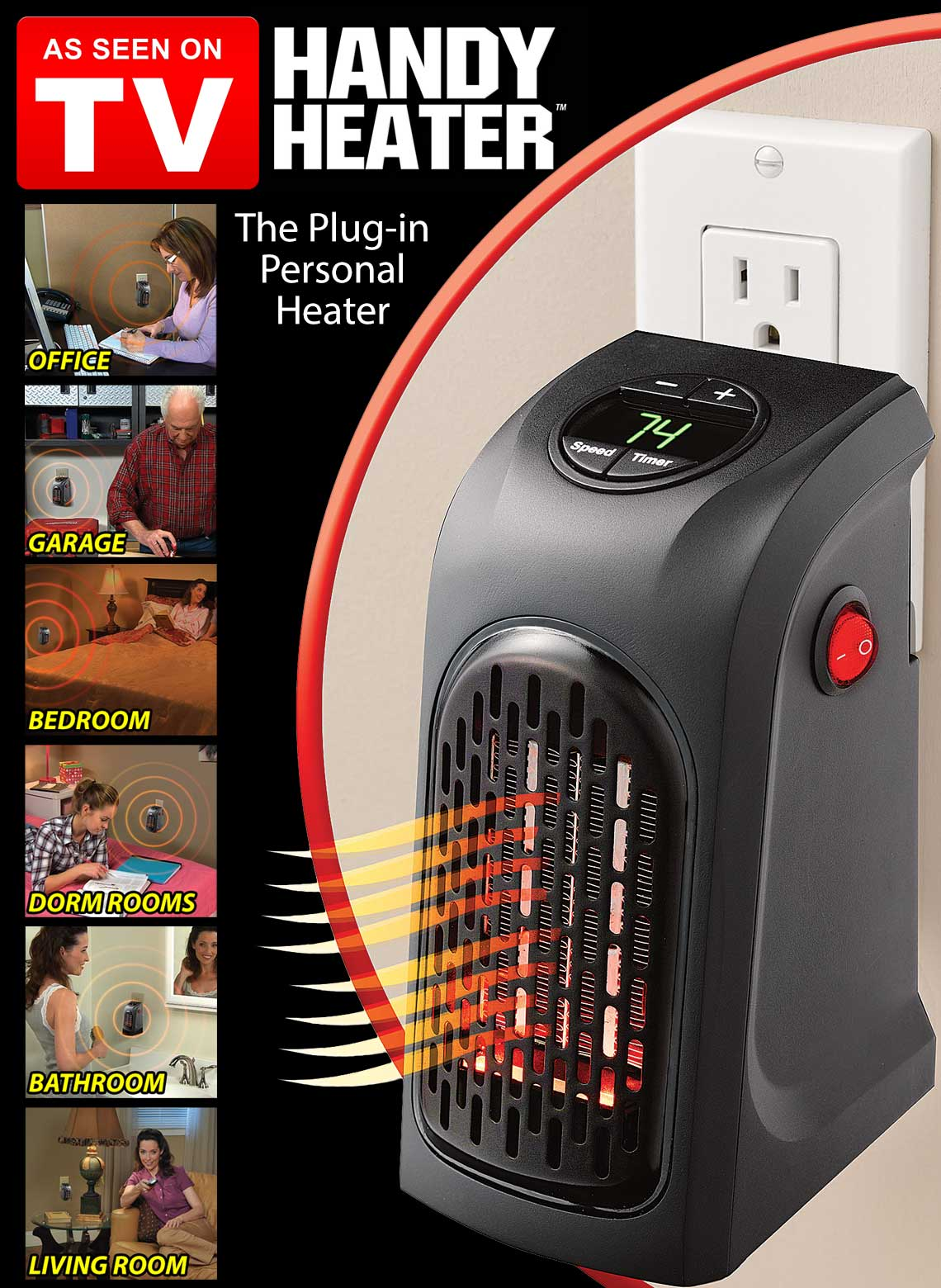 Handy Heater Carolwrightgifts Com