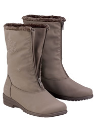 Chromatics by Totes&#174 Snowflake Boots