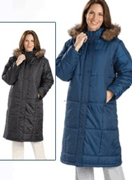 Weather Stoppers by Totes&#174 Quilted Coat