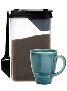 Bag-In Coffee Dispenser