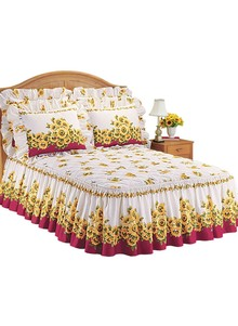 Sunflower Bedspread  Collection