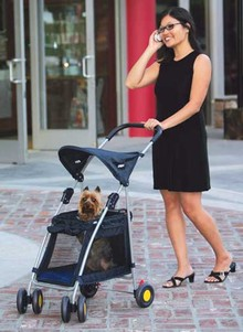 Walk N Roll Pet Stroller