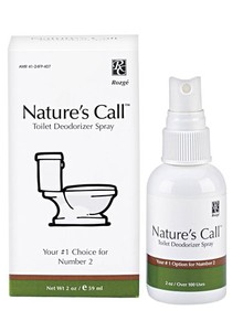 Nature's Call&#153 Toilet Deodorizer Spray