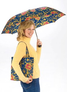 Umbrella and Tote Set