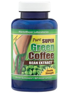 Pure Super Green Coffee Bean Extract