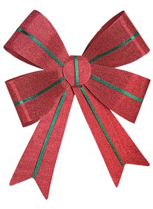 Giant Holiday Bow