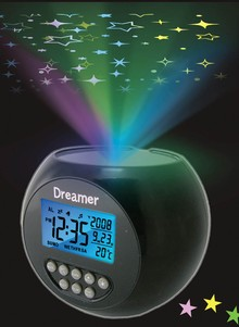 Dreamer Clock - As Seen on TV