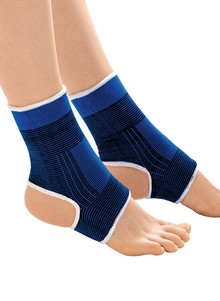 Light-Compression Ankle Supports