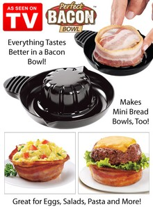 Perfect Bacon&#153 Bowl - As Seen on TV