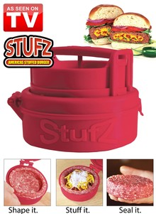 StufZ&#153 Burger Maker - As Seen on TV