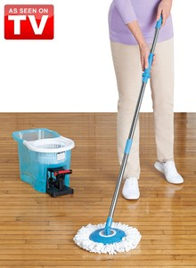 Hurricane Spin Mop - As Seen on TV