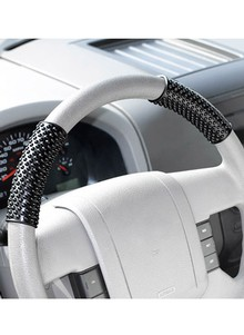 Massaging Steering Wheel Grips