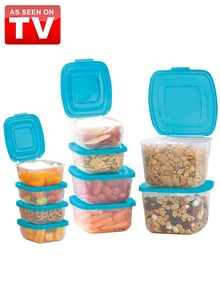 Mr Lid Storage Containers As Seen On Tv