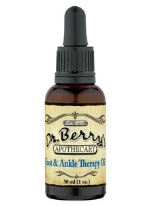 Dr Berry's&#153 Foot and Ankle Therapy Oil