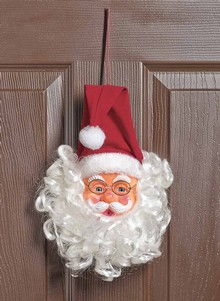Santa Claus Door Greeter