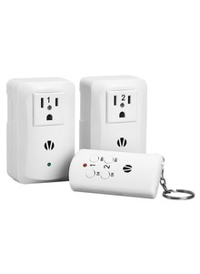 Vivitar&#174 2-Outlet Wireless Remote System