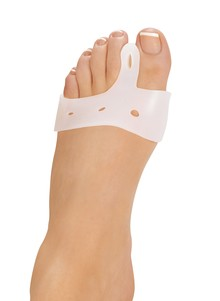 Silicone Toe Spreader and Bunion Band