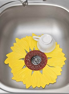 Sunflower Sink Liners