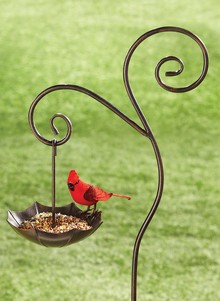 Umbrella Bird Feeder