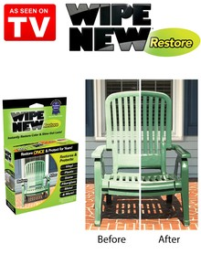 Wipe New Restore - As Seen on TV