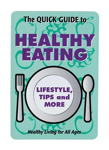 Healthy Eating Magnetic Book