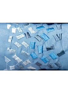 Mosaic Embroidered Sheet Set