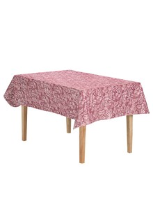 Damask Vinyl Tablecloths