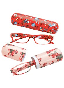 Reading Glasses with Matching Case