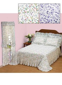 Plisse Bedspread Collection