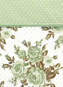 English Garden Sheet Set
