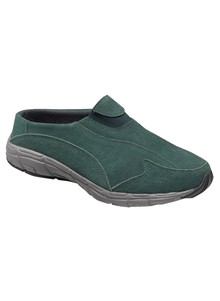 Step Abouts&#174 Suede Slip-On