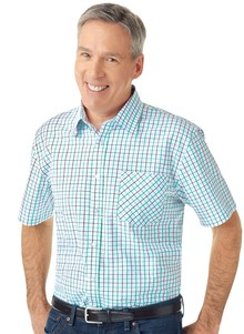Men's Classic Check Shirt