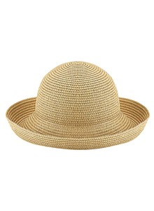 Wide-Brim Sun Hat