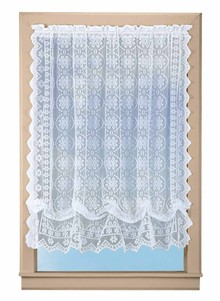 Lace Balloon Curtain