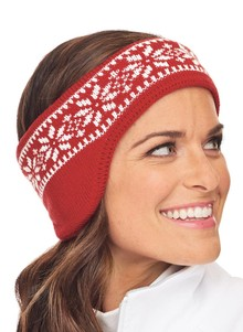 Ear-Warmer Headband