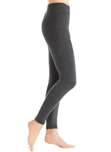 French-Terry-Lined Leggings