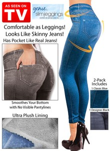 Genie slim jeggings 3 pack