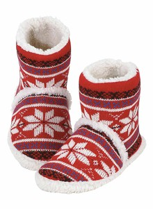 Women's Slipper Boots