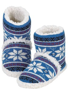Men's Slipper Boots