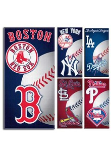Major League Baseball&#174 Beach Towel