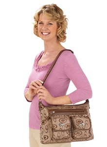 Jacquard Bag Set