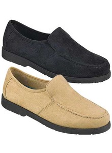 Men's Microsuede Shoes